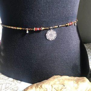 Waist Beads Boho Strands